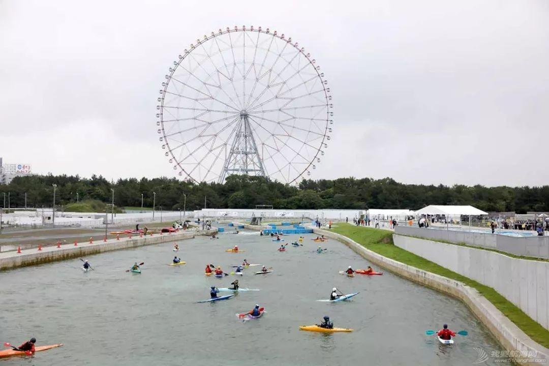 东京奥运会皮划艇激流回旋场地正式落成w8.jpg