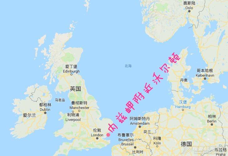 英国游艇码头分布第三十二篇,内兹岬附近沃尔顿w1.jpg