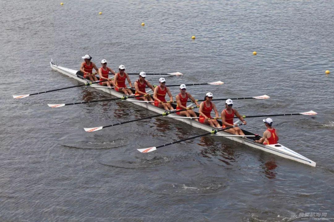赛艇世界杯第二站 | 中国队次日收获1银1铜 决赛日7奥运项目争金w2.jpg