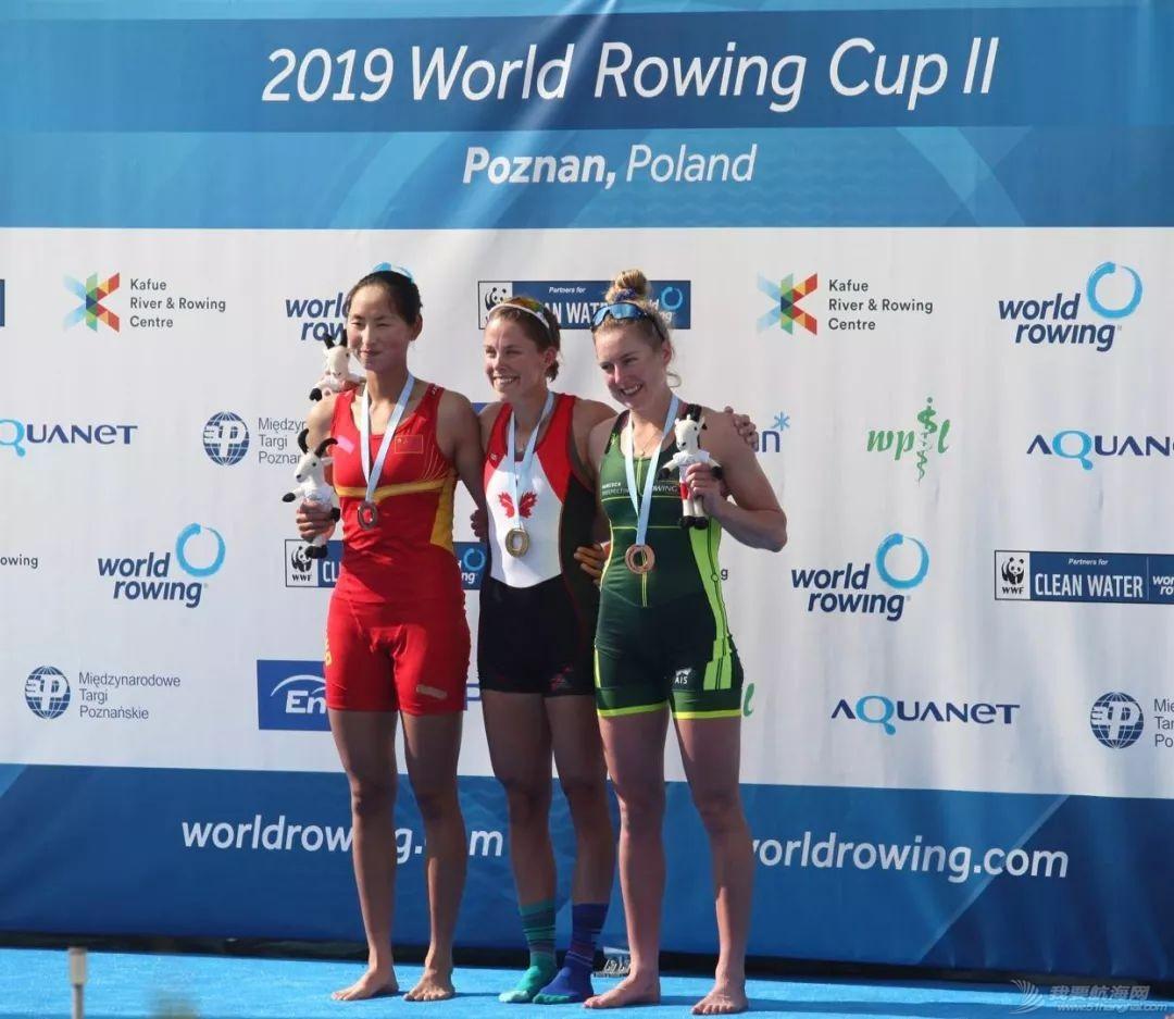 赛艇世界杯第二站 | 中国队次日收获1银1铜 决赛日7奥运项目争金w3.jpg