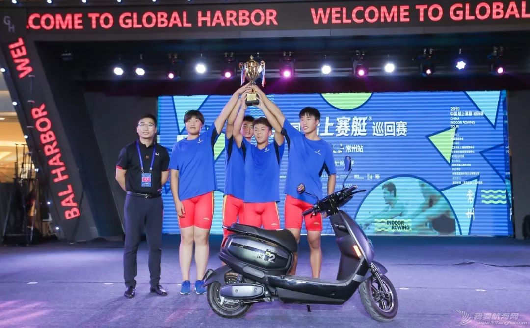 中国陆上赛艇巡回赛常州站欢乐上演,市民与赛艇零距离w7.jpg