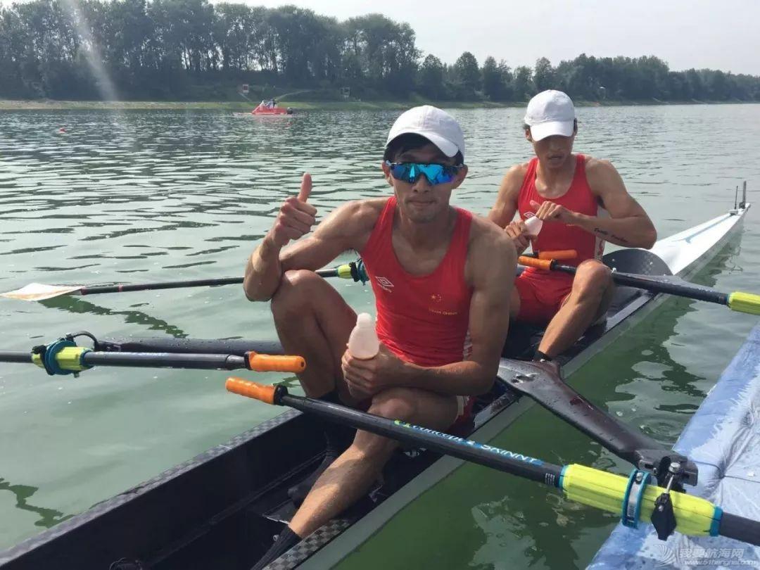 赛艇世锦赛 | 中国队5奥运项目晋级半决赛 女轻双双意外出局w5.jpg