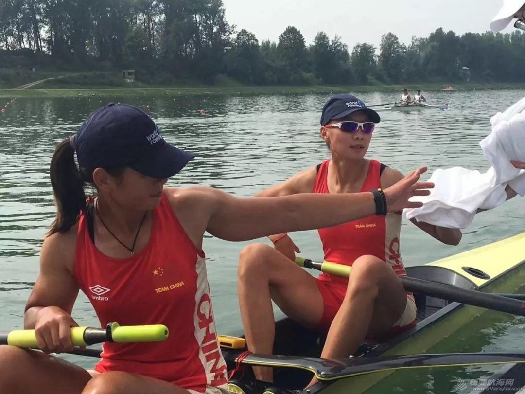 赛艇世锦赛 | 中国队5奥运项目晋级半决赛 女轻双双意外出局w4.jpg