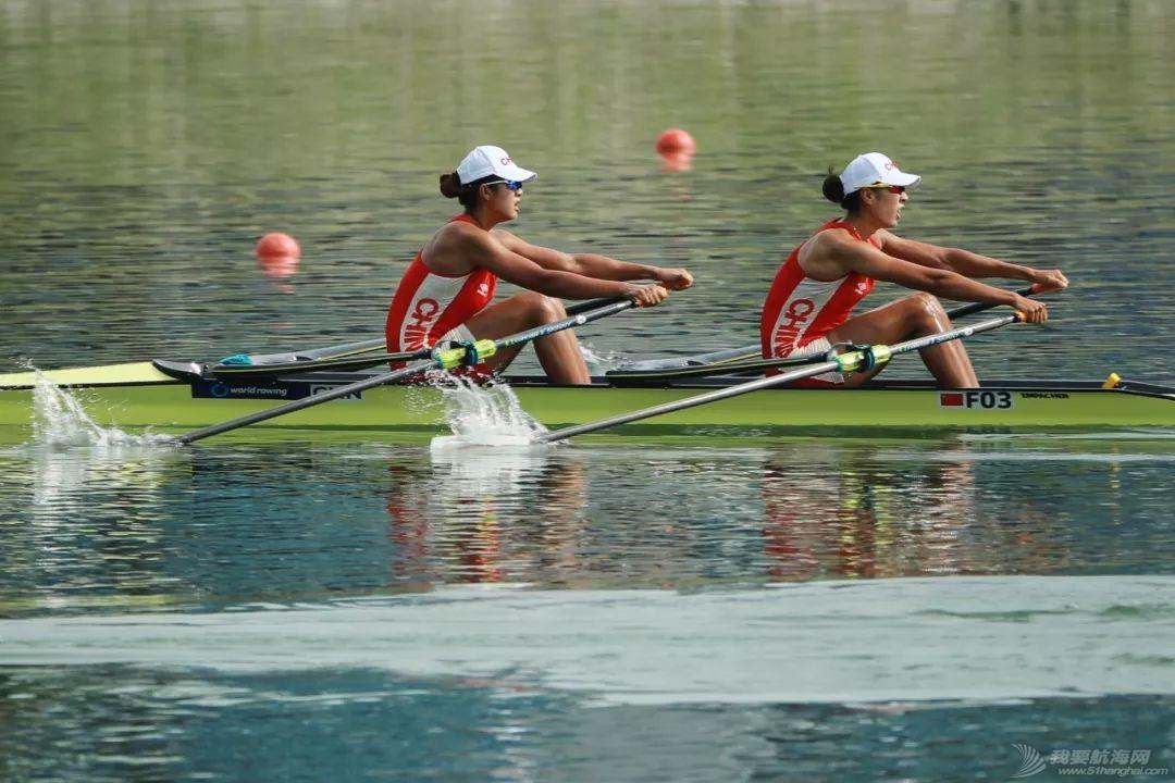 赛艇世锦赛 | 中国队5奥运项目晋级半决赛 女轻双双意外出局w8.jpg