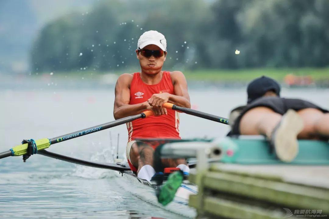 赛艇世锦赛 | 中国队5奥运项目晋级半决赛 女轻双双意外出局w9.jpg