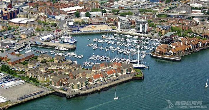 英国游艇码头分布第三篇,南安普顿w7.jpg
