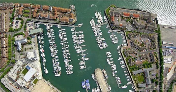 英国游艇码头分布第三篇,南安普顿w8.jpg