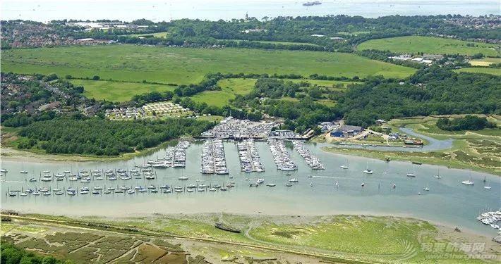 英国游艇码头分布第三篇,南安普顿w18.jpg