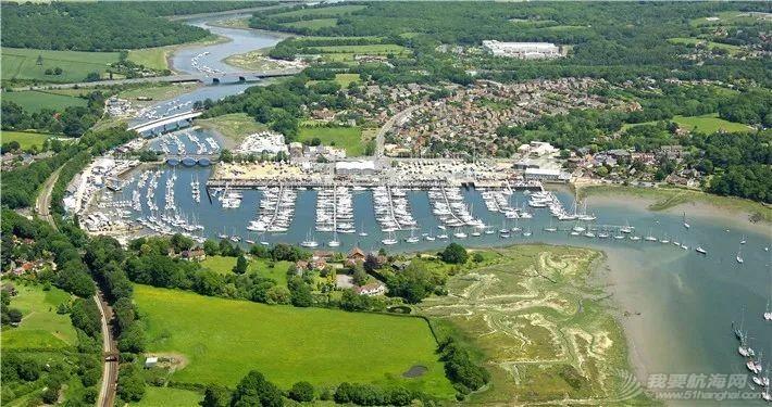 英国游艇码头分布第三篇,南安普顿w21.jpg