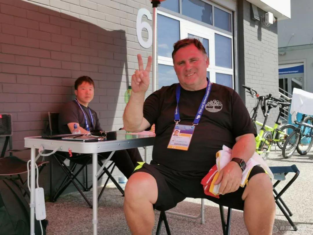 皮划艇世界杯第二站   终于等到这块金牌!浩飞组合男子双划1000米创世界最好成绩夺冠w5.jpg
