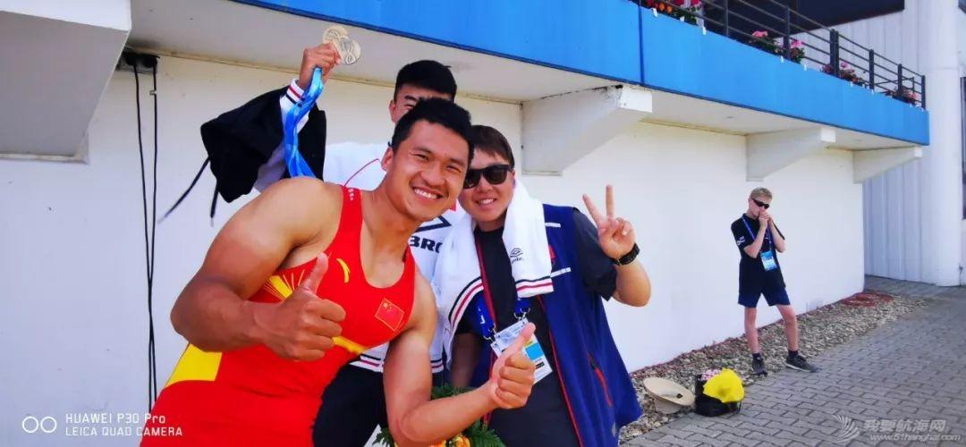 皮划艇世界杯第二站   终于等到这块金牌!浩飞组合男子双划1000米创世界最好成绩夺冠w3.jpg