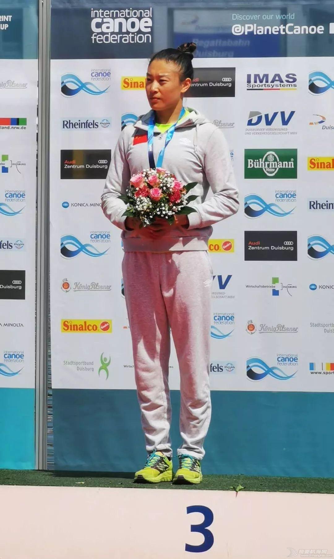 皮划艇世界杯第二站   终于等到这块金牌!浩飞组合男子双划1000米创世界最好成绩夺冠w9.jpg