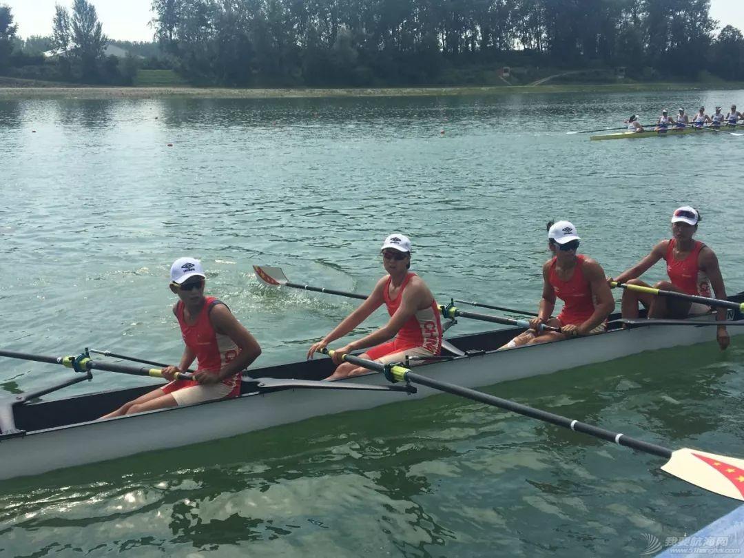赛艇世锦赛 | 中国女子四双直接晋级A组决赛 获首个东京奥运资格w9.jpg