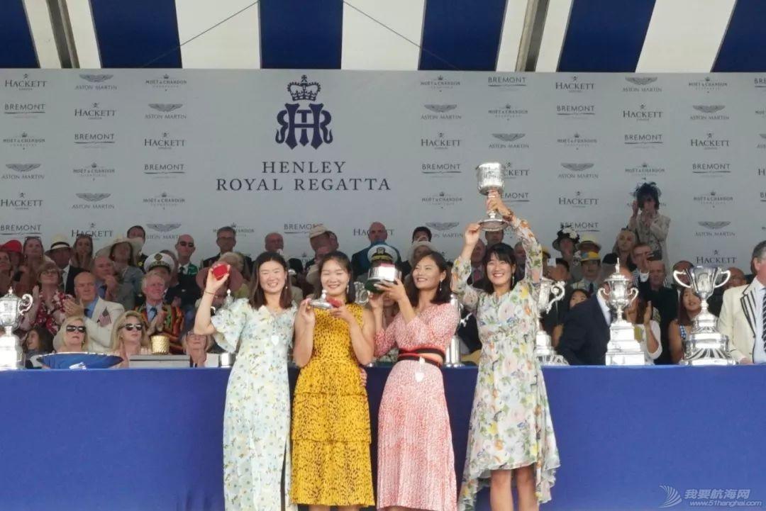 图说亨利杯 | 中国赛艇捧得格蕾丝王妃挑战杯 看姑娘们的飞扬青春w2.jpg