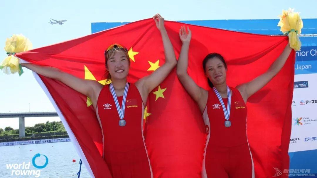 赛艇世青赛 | 恭喜女八单、女四单!中国青年军2金3银1铜扬威东京湾w9.jpg