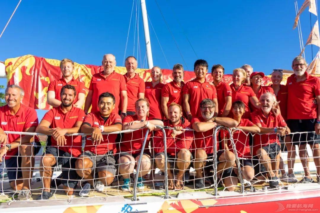 青岛号获克利伯环球帆船赛第六赛段亚军,持续领跑积分榜w2.jpg