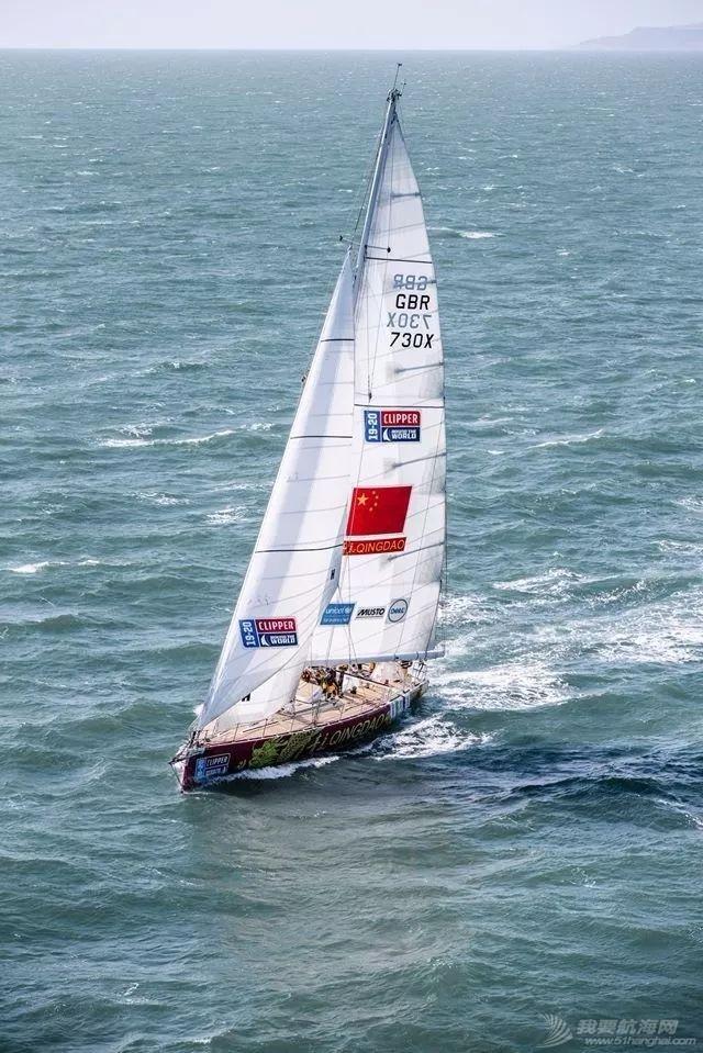 克利伯环球帆船赛顺利抵达亚洲,中国赛队展示上佳表现w3.jpg