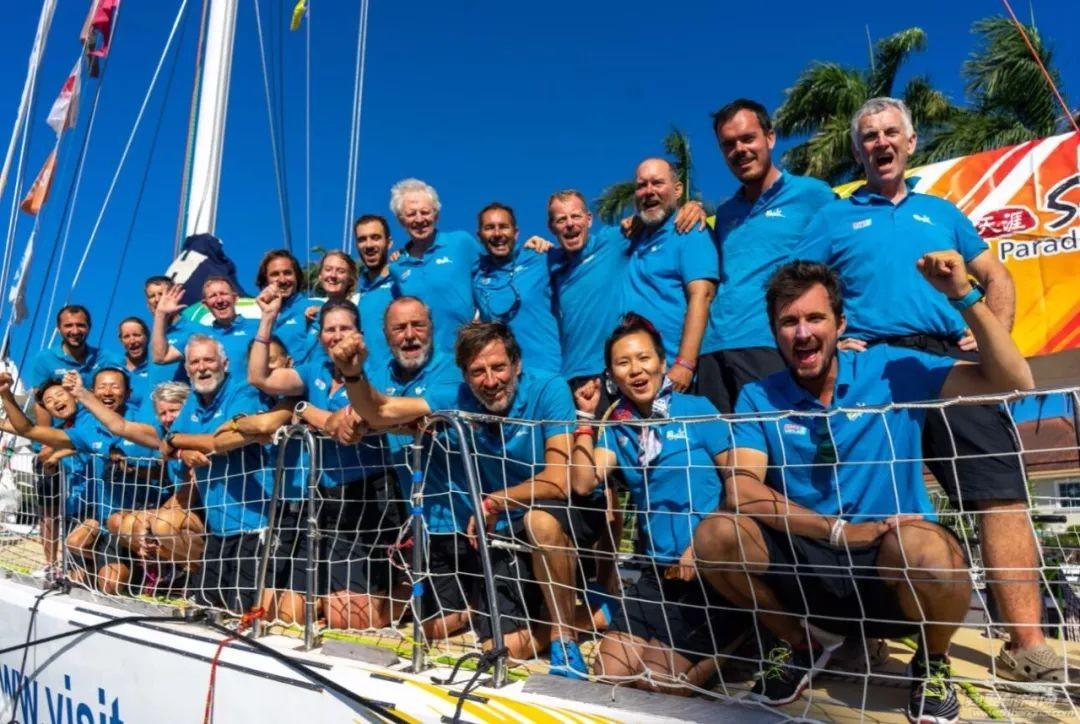 克利伯环球帆船赛顺利抵达亚洲,中国赛队展示上佳表现w6.jpg