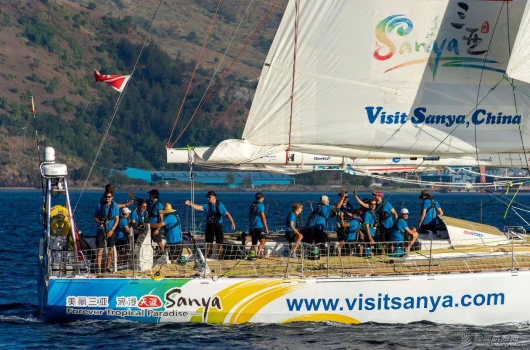 克利伯环球帆船赛顺利抵达亚洲,中国赛队展示上佳表现w5.jpg