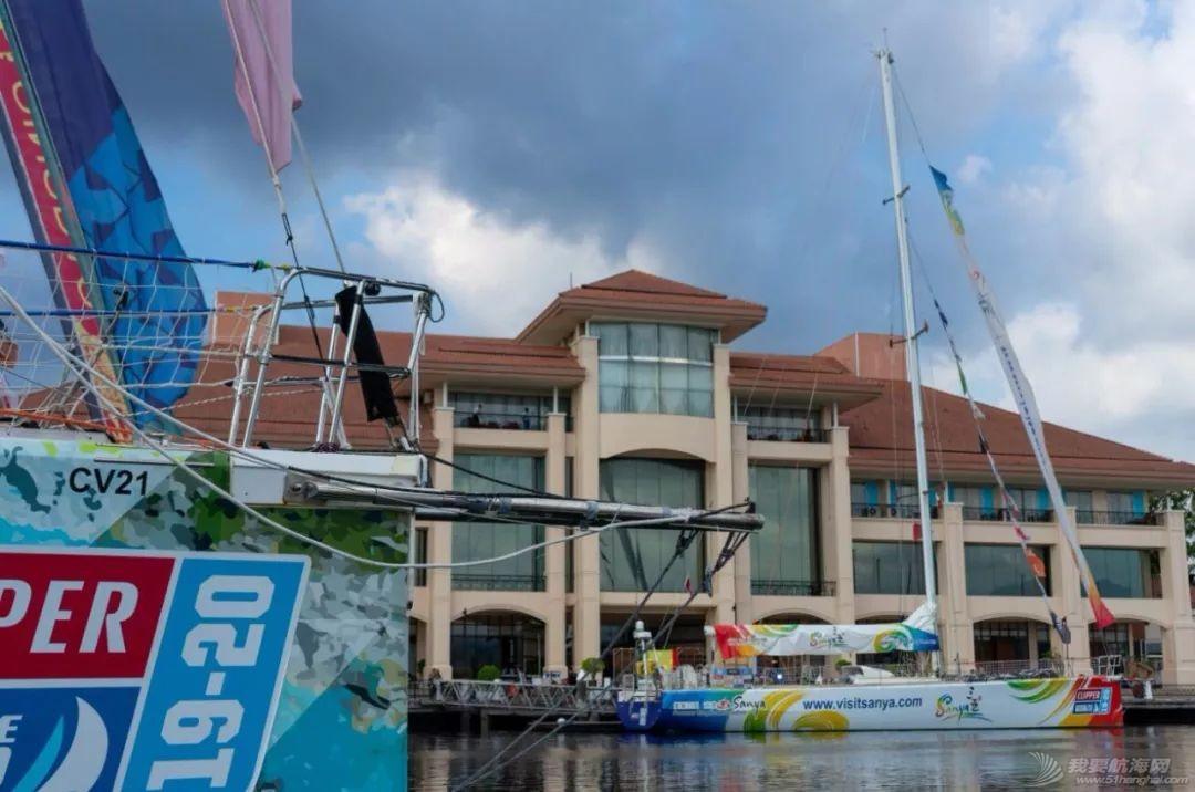 克利伯帆船赛第六赛程颁奖仪式在菲律宾举行w3.jpg