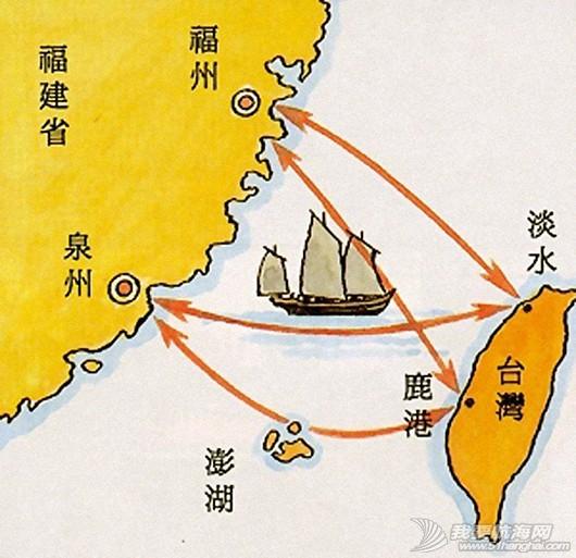 清中前期台湾航政与船质勘查