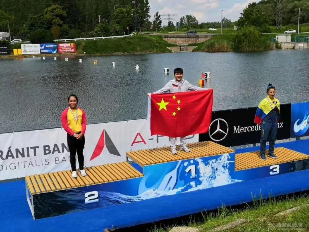 女子划艇世界杯 | 中国青年军全力出击 摘得6金5银4铜w4.jpg