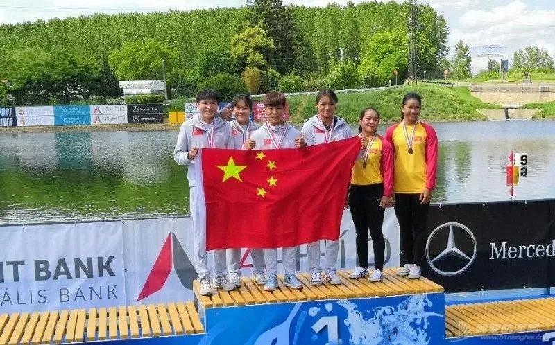 女子划艇世界杯 | 中国青年军全力出击 摘得6金5银4铜w6.jpg