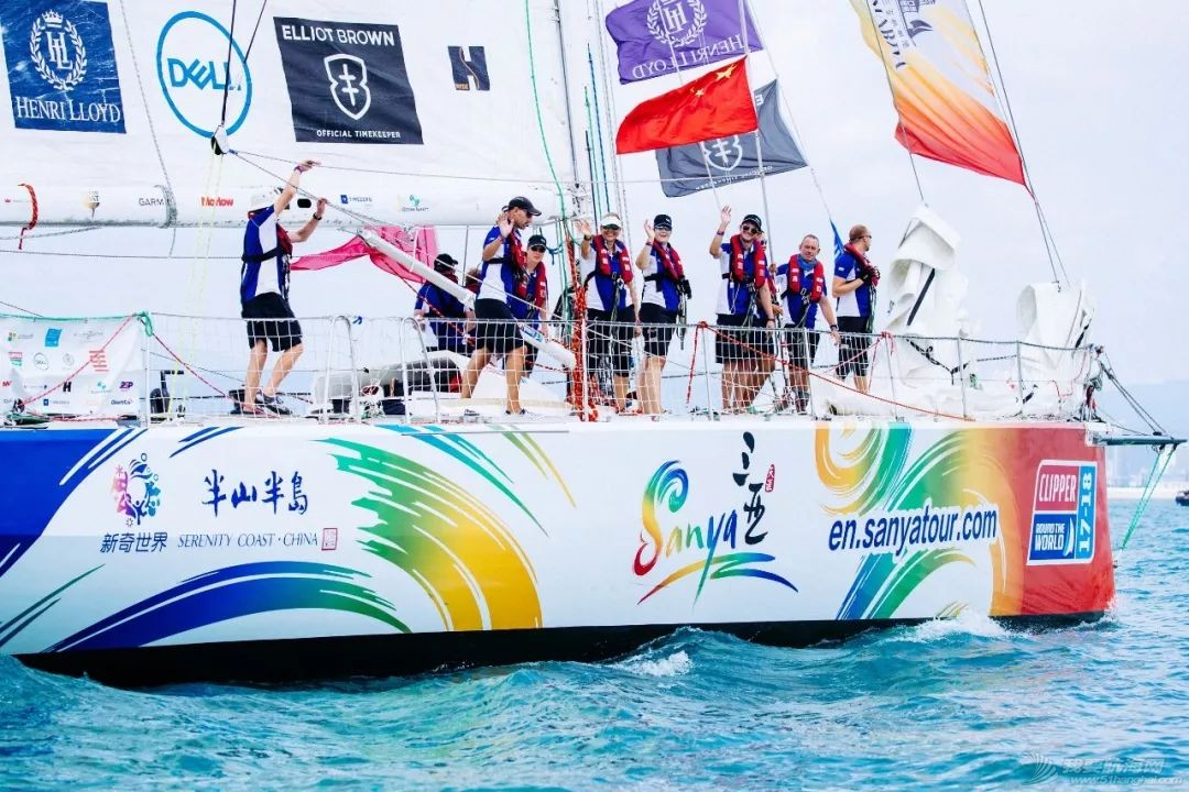 三亚,帆船,克利,环球,我们 克利伯环球帆船赛大咖说三亚:期待再来浪漫天涯  024730aq81y76ahmk8v3qe