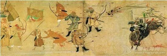 """""""蒙古来袭""""虽没能占领日本,但打垮了镰仓幕府w4.jpg"""
