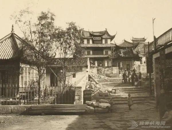 见证千年往事:黄鹤楼是怎样被重建的?w11.jpg