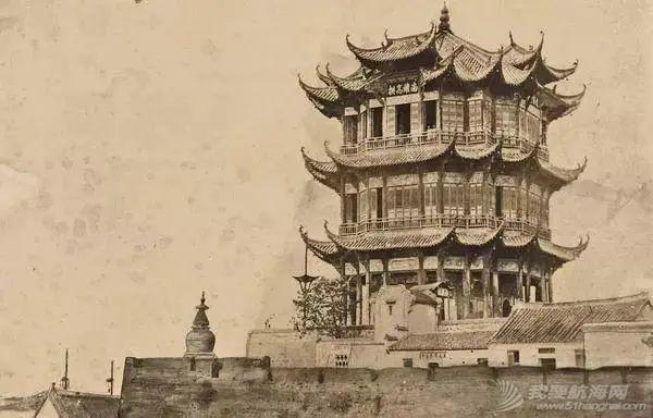 见证千年往事:黄鹤楼是怎样被重建的?w6.jpg