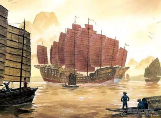 """顶两艘欧洲最强战列舰,明朝中国人造出""""航空母舰""""?郑和宝船究竟长啥样w5.jpg"""