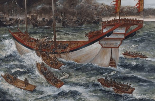 """顶两艘欧洲最强战列舰,明朝中国人造出""""航空母舰""""?郑和宝船究竟长啥样w13.jpg"""