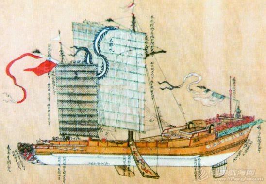"""顶两艘欧洲最强战列舰,明朝中国人造出""""航空母舰""""?郑和宝船究竟长啥样w16.jpg"""