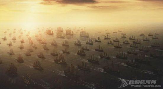 """顶两艘欧洲最强战列舰,明朝中国人造出""""航空母舰""""?郑和宝船究竟长啥样w17.jpg"""