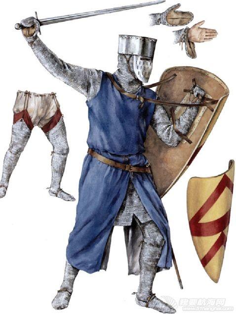 都是北欧海盗后裔,为何诺曼人成骑兵强者?有钱就任性在欧洲中世纪也一样好使w2.jpg