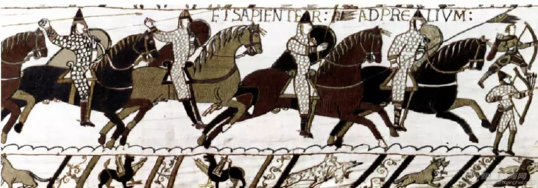 都是北欧海盗后裔,为何诺曼人成骑兵强者?有钱就任性在欧洲中世纪也一样好使w8.jpg