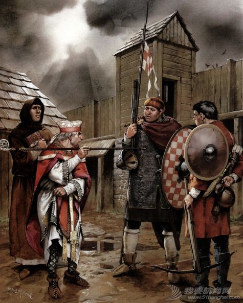 都是北欧海盗后裔,为何诺曼人成骑兵强者?有钱就任性在欧洲中世纪也一样好使w9.jpg
