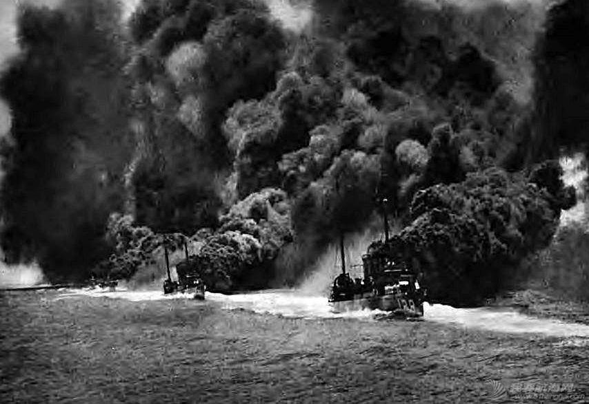 被德舰贴身侦查,还不用密码,日德兰海战中的英国海军这么粗放?w2.jpg