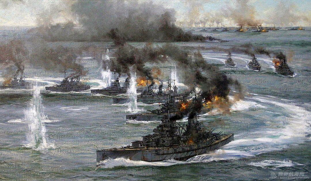 被德舰贴身侦查,还不用密码,日德兰海战中的英国海军这么粗放?w1.jpg