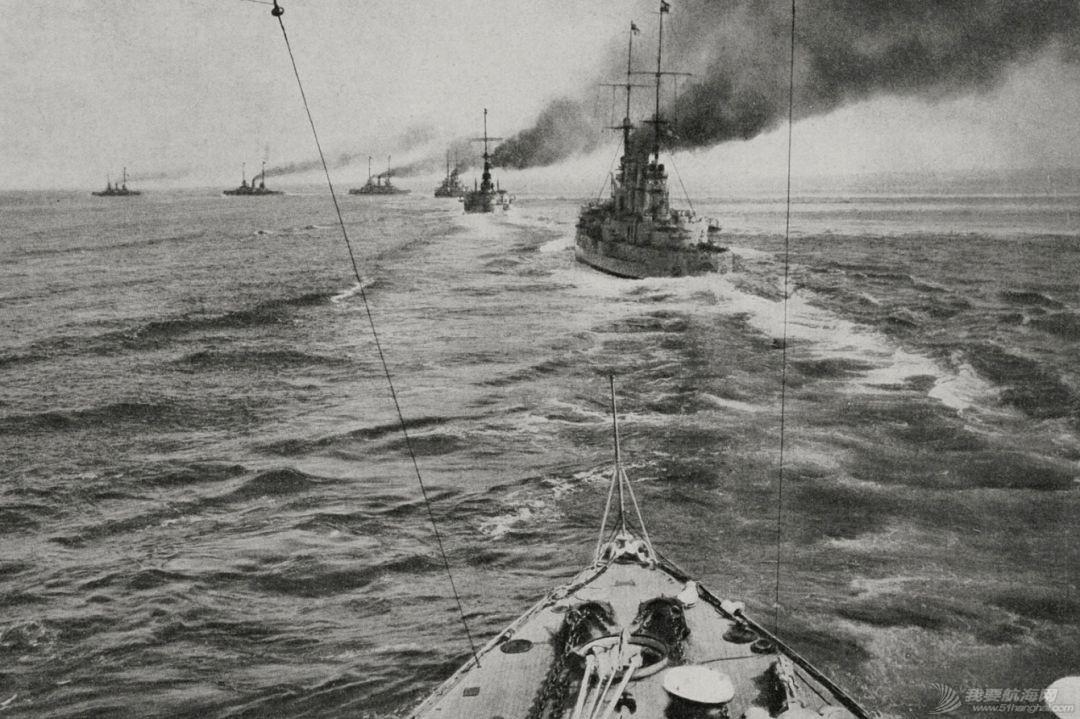 被德舰贴身侦查,还不用密码,日德兰海战中的英国海军这么粗放?w5.jpg
