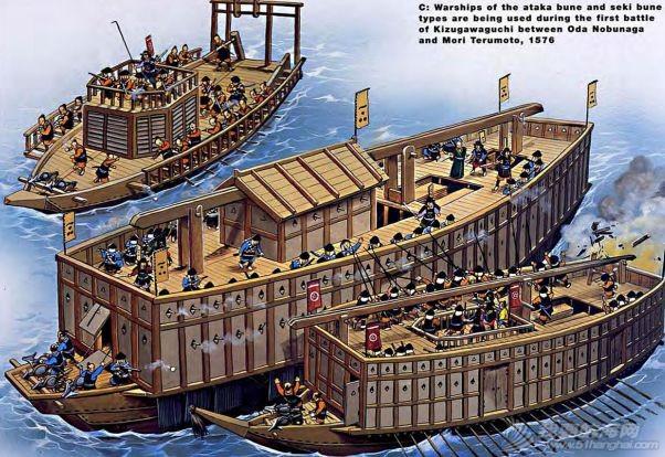 只要手下有日本人打工,就能算作倭寇? 海商和倭寇该如何区分?w7.jpg