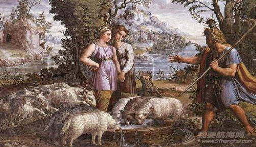 造方舟的诺亚有几个后代?《圣经》说了没用,战斗民族的刀剑说了才算w2.jpg