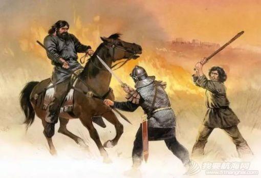 造方舟的诺亚有几个后代?《圣经》说了没用,战斗民族的刀剑说了才算w4.jpg