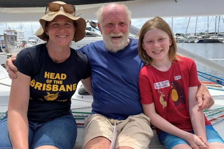 传奇不老!澳洲81岁老翁Bill Hatfield独自不停站环球航行8个月w4.jpg