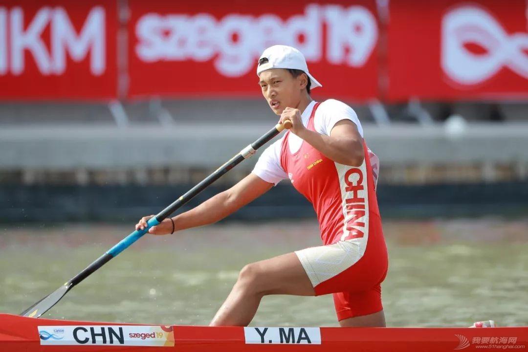 皮划艇世锦赛   中国获世锦赛历史首金 刘浩王浩创世界最好成绩w8.jpg