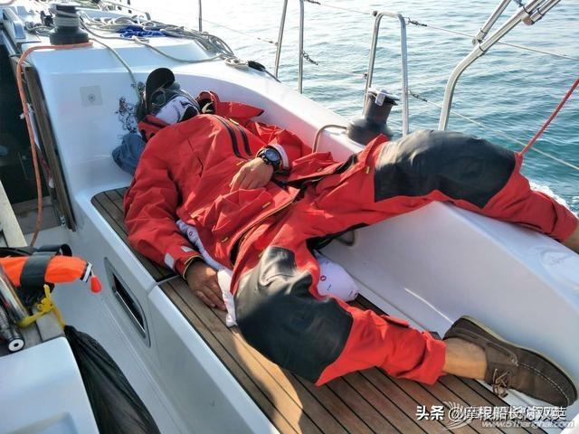 帆船环球那些事儿第一期《帆船上咋睡觉》……其实睡觉并不简单