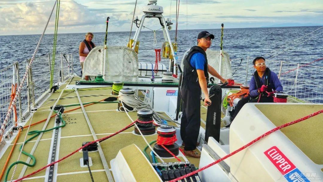 赛段五船员回顾(下) | 珠海号上的一天w9.jpg