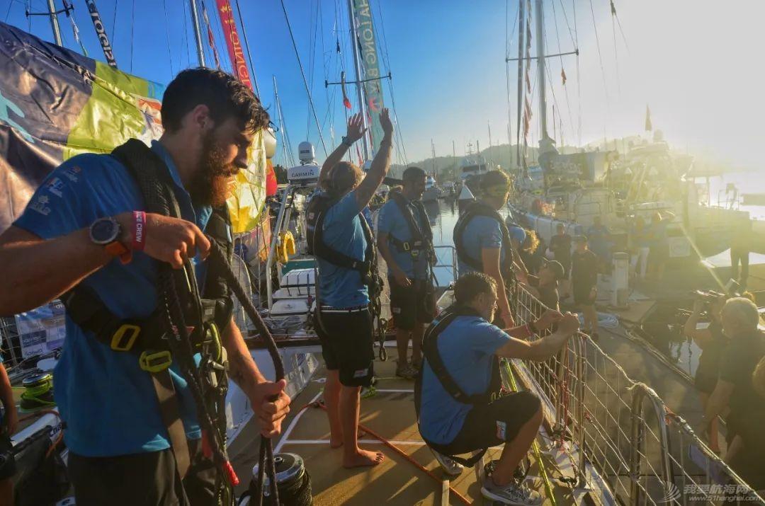 赛段五船员回顾(下) | 珠海号上的一天w10.jpg