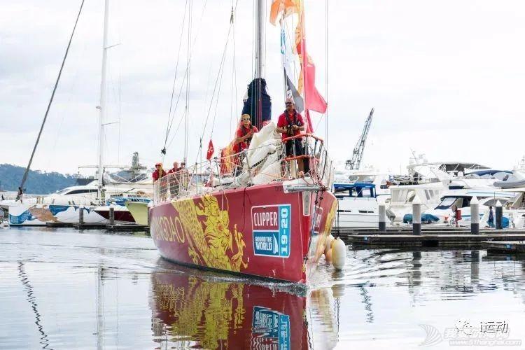 克利伯帆船赛青岛号总积分继续领跑环球航程已达两万海里w2.jpg
